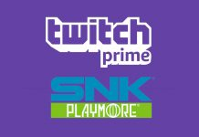 Twitch Prime SNK