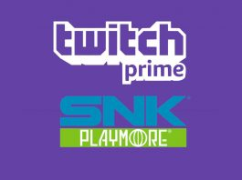 Twitch Prime SNK