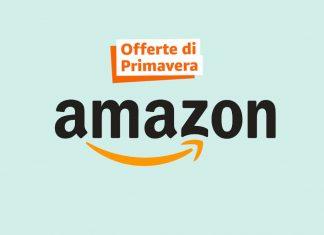 Amazon offerte di primavera